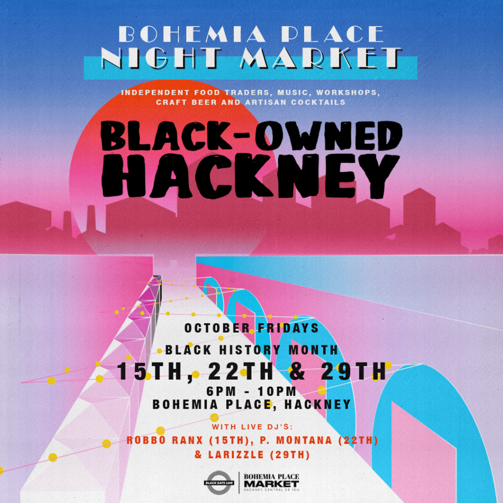 Black-Owned Hackney Friday Night